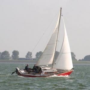 Zeilboot Echt Waar te huur bij IJsselmeerzeilers