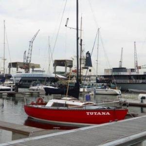 Klassieke zeilboot Waarschip te huur
